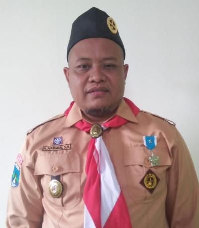 Muhamad Ma'mun, Profil Sukses Pelatih Pramuka Pendiri SMP ISLAM Al Ma'mun