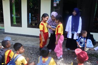 Gubug Pintar, Kenalkan Anak Berbagai Profesi