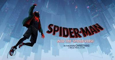 "Review ""Spider-man: Into The Spider Verse"""
