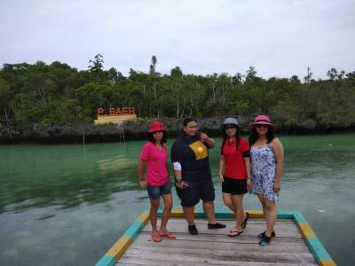Pulau Baer, Raja Ampatnya Maluku Tenggara