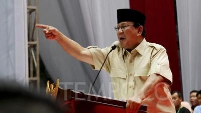 [Breaking News] Prabowo Dipanggil Polisi, Marah-Marah