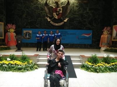 Angga, Gamers Disabilitas Muda Asal Indonesia yang Berprestasi
