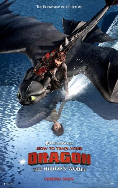 """Review Film """"How To Train Your Dragon 3: The Hidden World"""""""