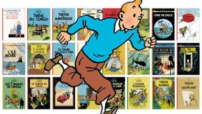 Jejak Rasisme 90 Tahun Komik Tintin