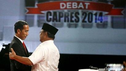 Debat Pertama, Mengapa Petahana Layak Unggul?