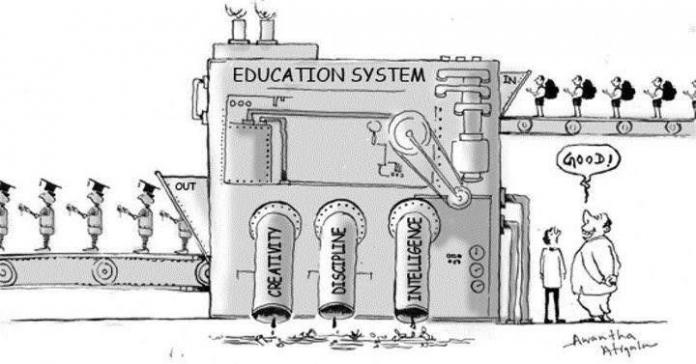 Pabrik Itu Bernama Sekolah
