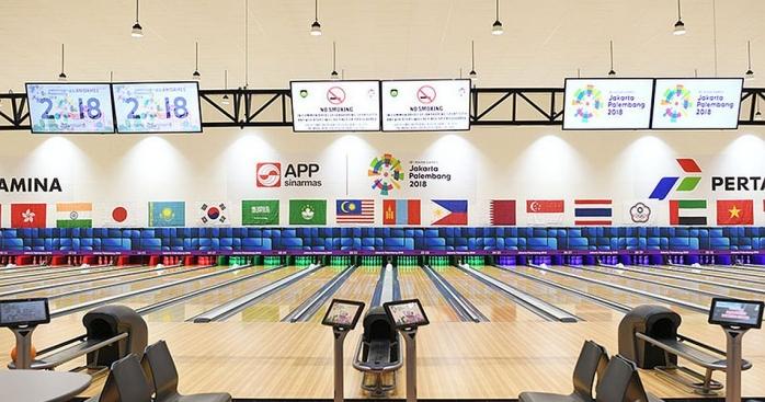 Berbagai Venue Asian Games 2018 di Palembang