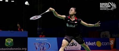 Fitriani Memang Layak Juara Thailand Masters, Ini Alasannya