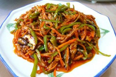 Daging Masak Saus Sichuan, Riwayat dan Resepnya