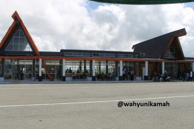Pembangunan Infrastruktur di Mata Pelancong
