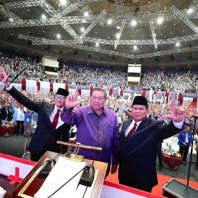 """Prabowo """"Indonesia Menang"""" Akan Swasembada Energi dan Air"""