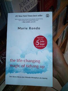 [Review Buku] Keajaiban Seni Berbenah ala Marie Kondo