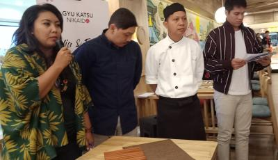Restoran Asal Jepang (Gyu Katsu Nikaido) Kini Hadir di Jakarta