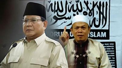 Dalam Debat Perdana, Prabowo Perlu Jelaskan Hubungannya dengan Kelompok Islam Politik Garis Keras