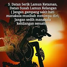 Ajaran Moral Orang Jawa