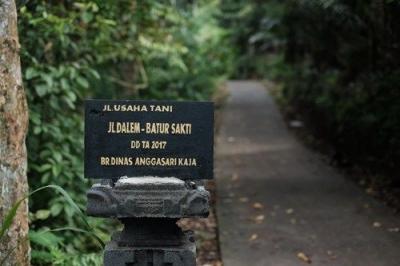 Semangat dari Munduk Temu Tabanan Bali
