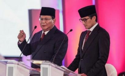 Persepsi Prabowo tentang Korupsi Salah?