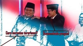 Gara-gara Ini Lho, Menurut Survei Prabowo Hanya Menang Debat di 1 dari 4 Hal
