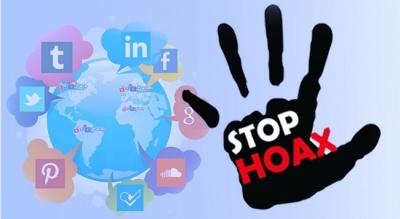 Stop Perang Hoaks dan Kebencian di Dunia Maya