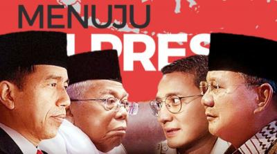 Pilih Mana, Indonesia Maju atau Indonesia Menang?