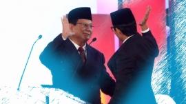 Dua Masalah dalam Jawaban Probowo Soal Pencegahan Korupsi PNS