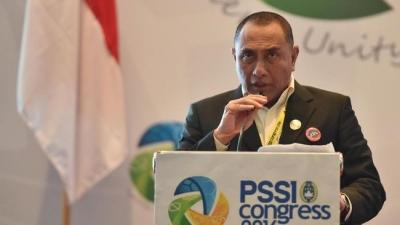 Ketua Umum PSSI Mundur, Gak Ngaruh!