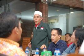 Caleg DPRD Partai Perindo, H. Zulaini Wahab SH.MH