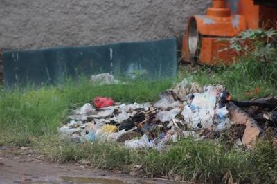 Minimnya Kesadaran Buang Sampah Anak Kota