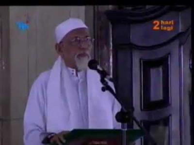 Kritik Atas Ceramah Lawas Ustadz Ba'asyir
