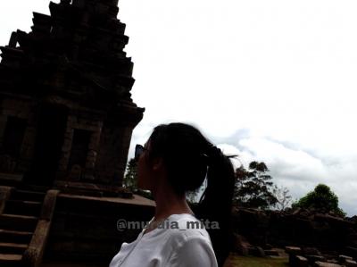 Candi Gedong Songo (Bukan Temple Run)
