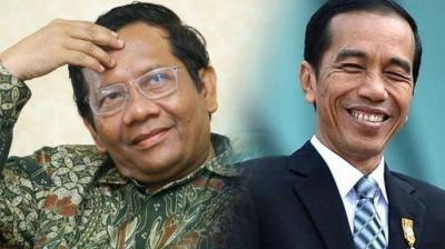 Beda Kapasitas, Mahfud Jelaskan Soal Jokowi, Ba'asyir dan Yusril