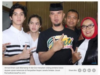 Ahmad Al Ghazali, Suara Milenial untuk Prabowo-Sandi