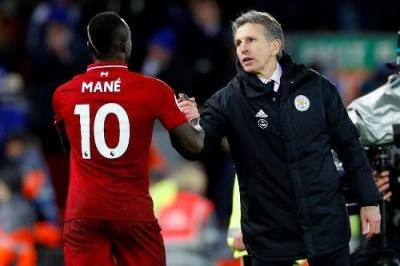Laga Liverpool Vs Leicester, Beda Klop dan Puel Tentang Putusan Wasit Atkinson