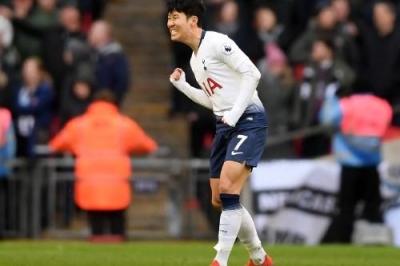 Hotspur Dekati Liverpool di Puncak Klasemen, Son Heung-Min Sang Pahlawan