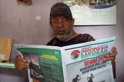 Habis Obor Rakyat, Terbitlah Indonesia Barokah