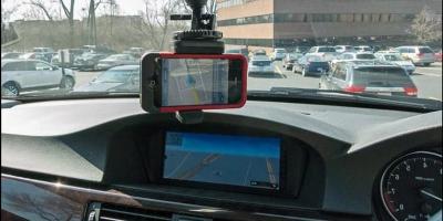Solusi Menghindari Tilang Memakai GPS Ponsel Saat Mengemudi