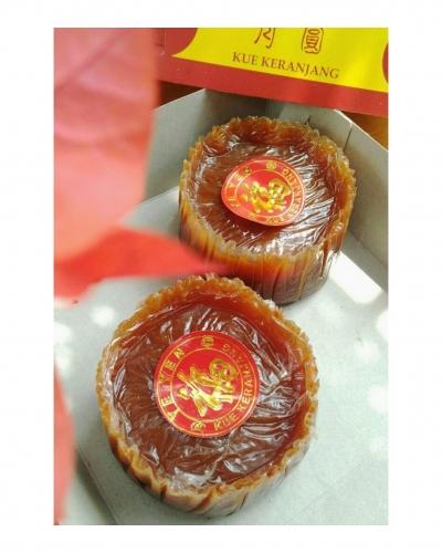 Kue Keranjang, Sajian Wajib Perayaan Imlek