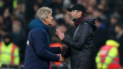 Manuel Pellegrini dan Klopp Bicara Laga West Ham Vs Liverpool