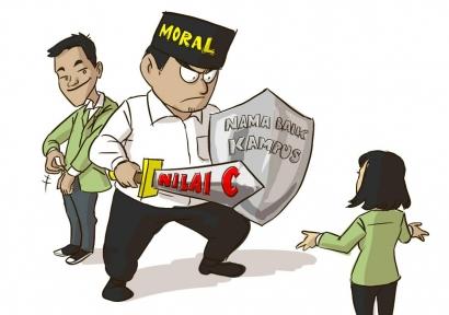 """Peran Media """"Kampus"""" dan Kasus Kekerasan Seksual di Sana"""