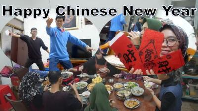 Menjadi Bagian Keluarga Taiwan Saat Perayaan Imlek