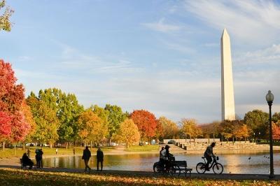 "National Mall, Menjadi ""Halaman Depan Amerika Serikat"""