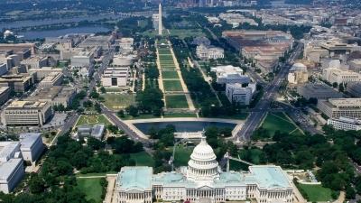 """I Have a Dream"", untuk National Mall di Washington DC"