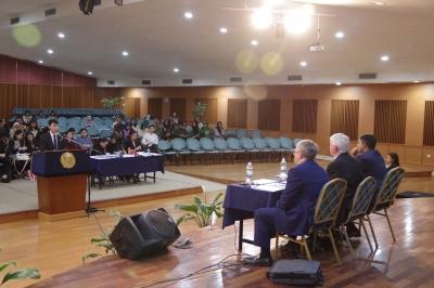UPH Jadi Host Philip C Jessup National Round Law Moot Court
