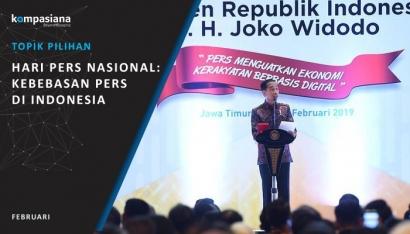 [Topik Pilihan] Kemerdekaan Pers pada Hari Pers Nasional