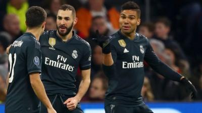Ketika VAR Mulai Bekerja, Maka Real Madrid Merasa Diuntungkan
