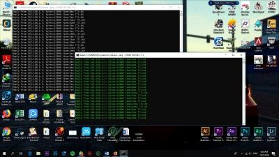 Cara Ping Internet Dengan Mudah Dengan CMD