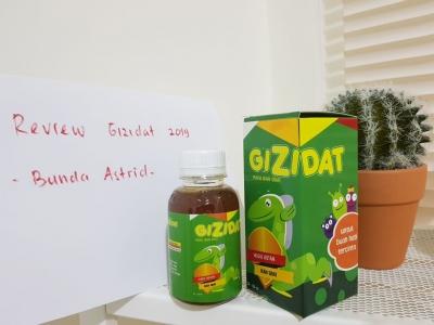 Review Madu Gizidat dari Mahmud 2 Anak, Objektif Saja sih...