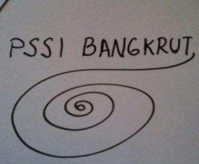 PSSI Bangkrut