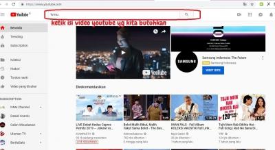 Cara Menautkan Youtube ke Kompasiana