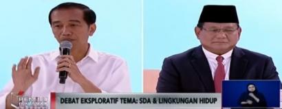 Jokowi Tidak Perlu Disahkan Menjadi Pemenang Debat Kedua